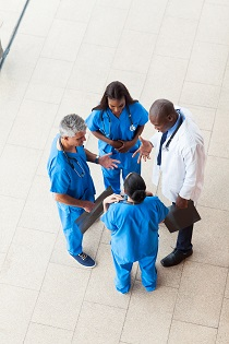 Difficult Conversations in Healthcare: Teaching and Practice in an Interprofessional World Banner