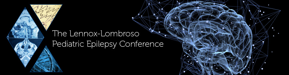 The Lennox-Lombroso Pediatric Epilepsy Conference Banner