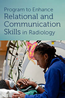 Program to Enhance Relational and Communication Skills in Radiology (PERCS-Radiology) Banner