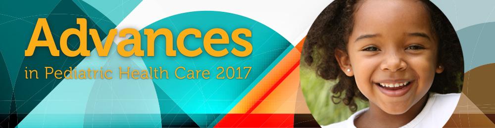 Advances in Pediatric Health Care 2017 Banner