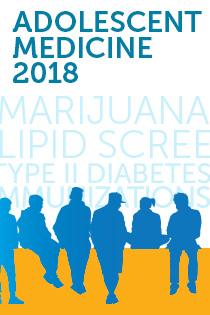 Adolescent Medicine 2018 Banner