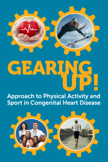 GEARING UP! Approach to Physical Activity and Sport in Congenital Heart Disease Banner