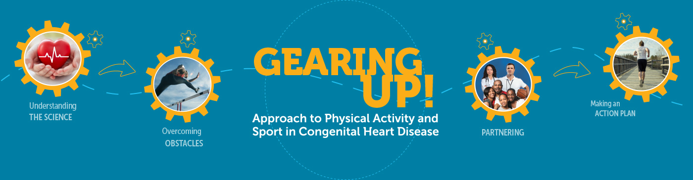 GEARING UP! Approach to Physical Activity and Sport in Congenital