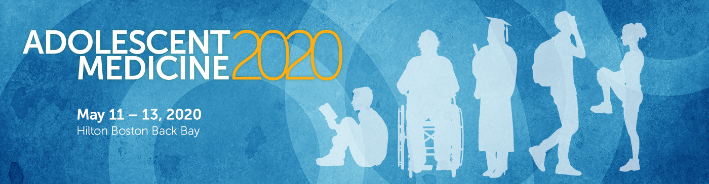 Adolescent Medicine 2020 Banner