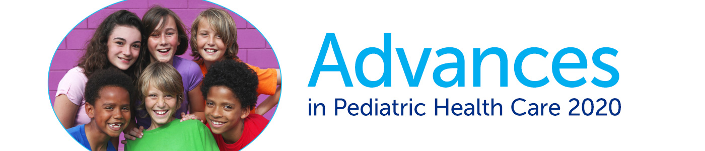 Advances in Pediatric Healthcare 2020 Banner