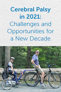 Cerebral Palsy in 2021: Challenges and Opportunities for a New Decade Banner