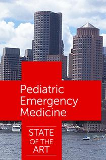 Pediatric Emergency Medicine: State of the Art Banner