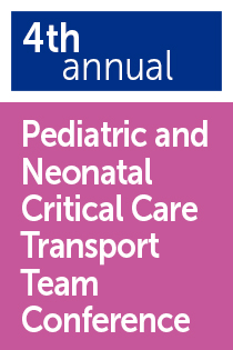 4th Annual Pediatric and Neonatal Critical Care Transport Team Conference Banner